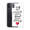 love cats phone case