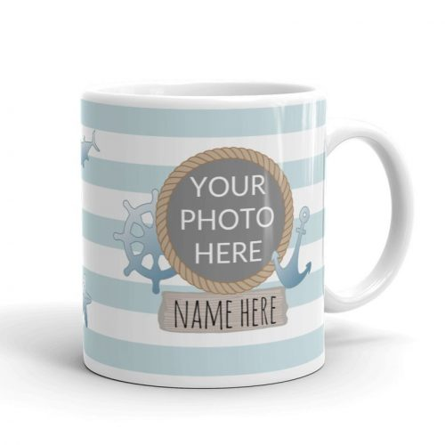 Photo Upload Personalized Pet Photo Mug
