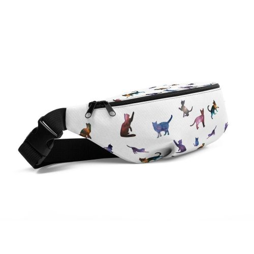 space cats fanny pack