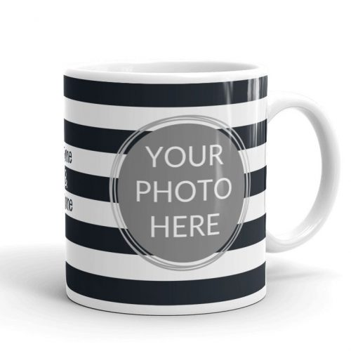 Pet Cat Personalized Photo Mug
