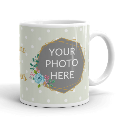 Add Your Photo Custom Gift Mug