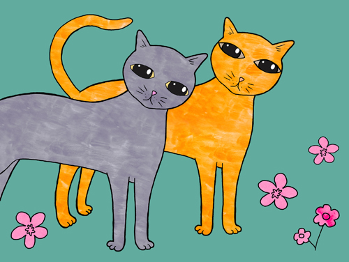 Romance & Relationship Goals for Cats