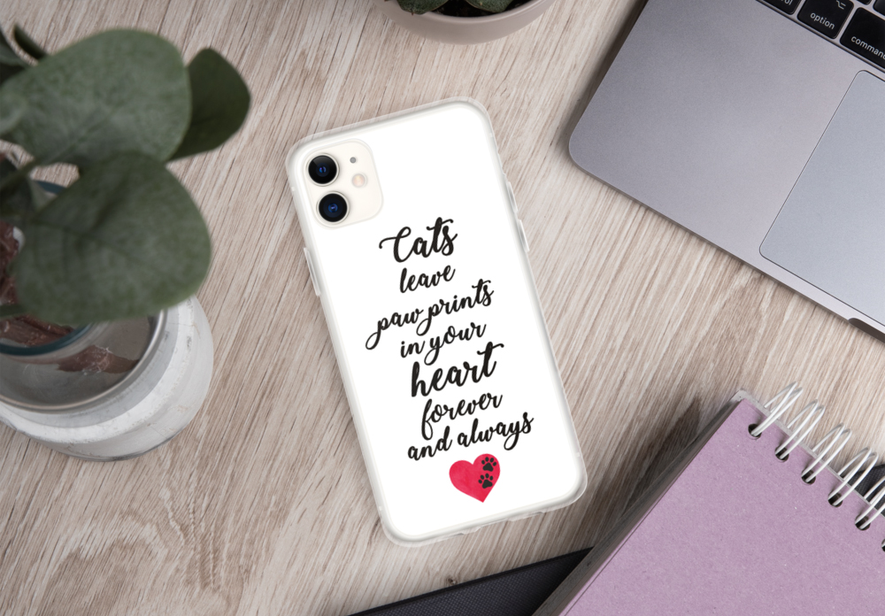 Cat Mamma Phone Case Quote