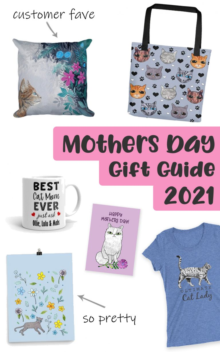 Mothers Day Gift Ideas For Cat Moms