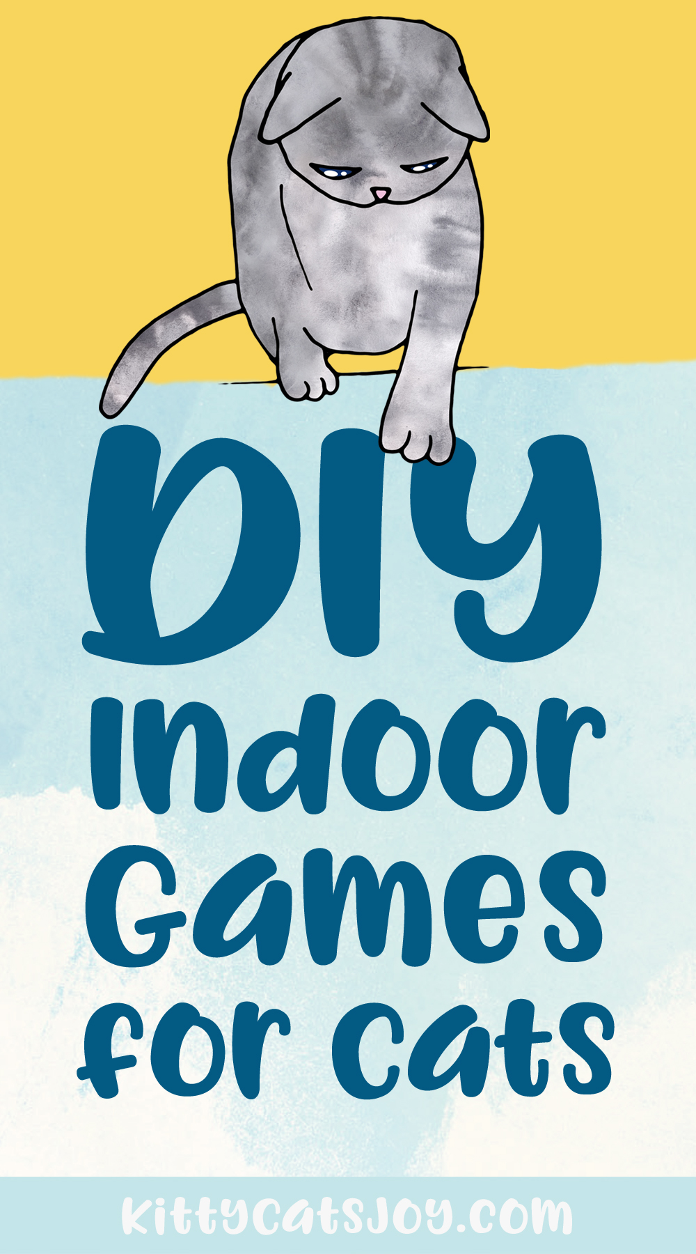 DIY Indoor Games for Cats
