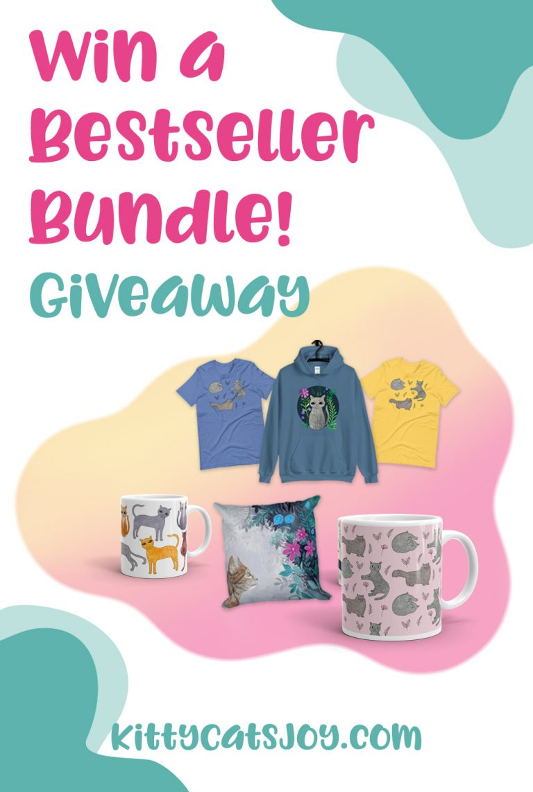 Giveaway for Cat Moms