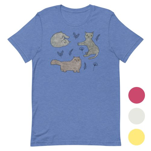 Cute Cats Women's T-Shirt