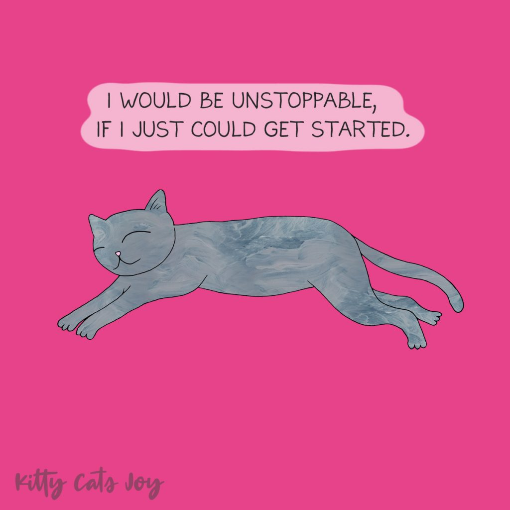 Funny Cats Quotes - Unstoppable
